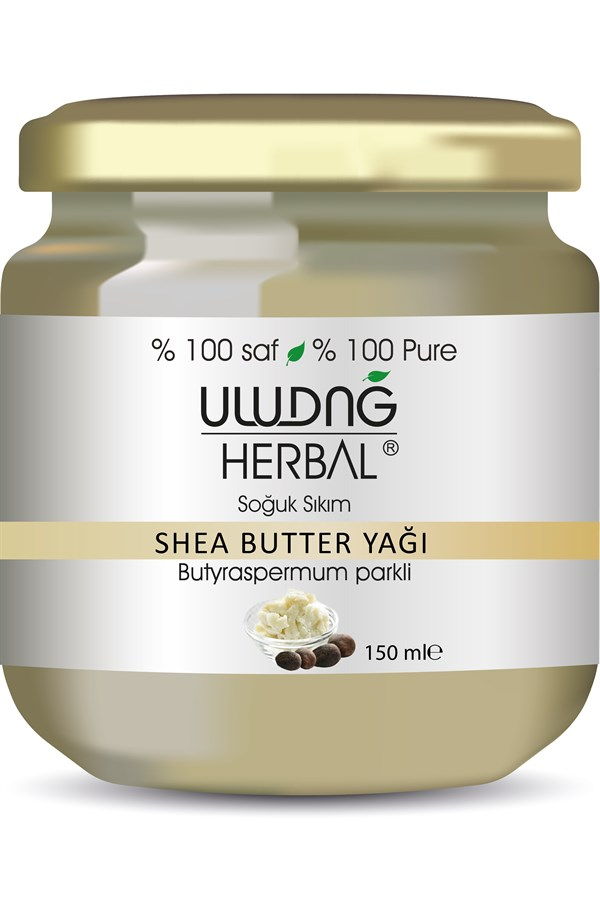Shea Butter Yağı 150 ml
